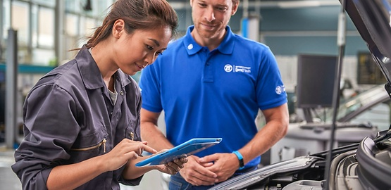 ZF Aftermarket services for passenger car workshops