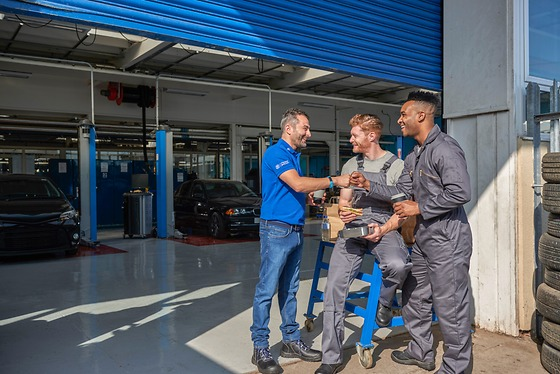 ZF [pro]Tech spare parts workshop