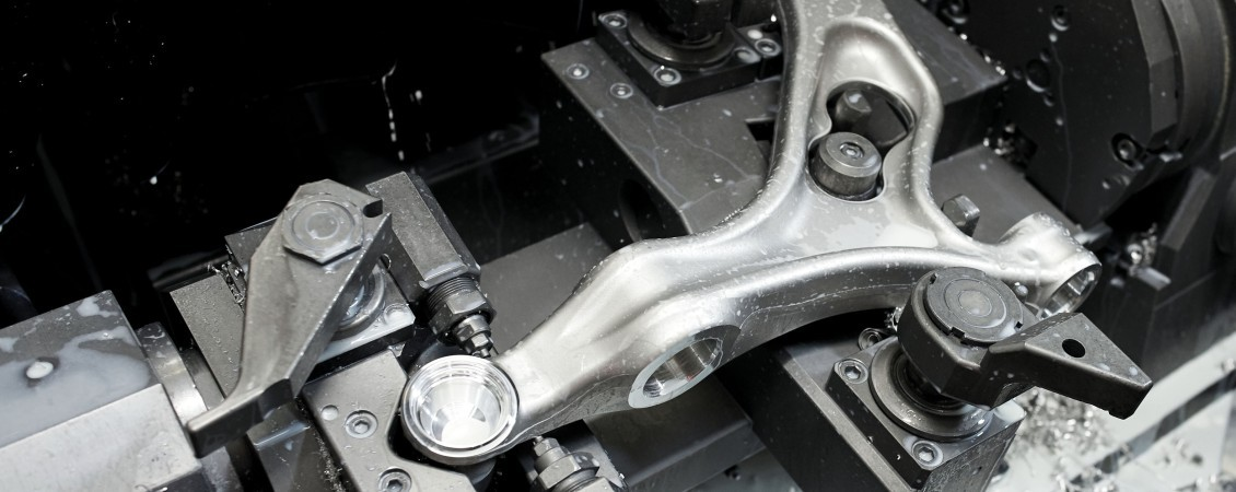 Asian range steering and suspension