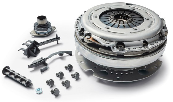 SACHS clutch kit with dmf and xtend