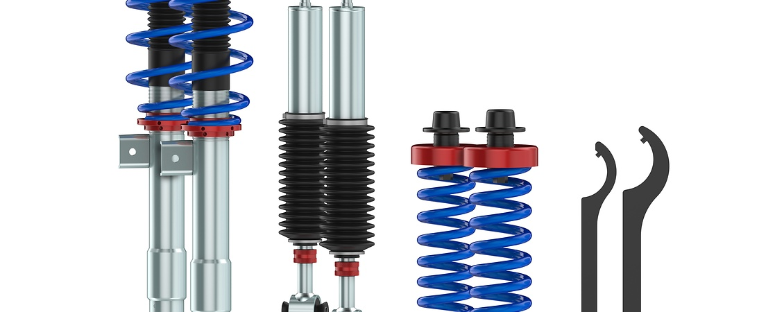 SACHS performance coilovers