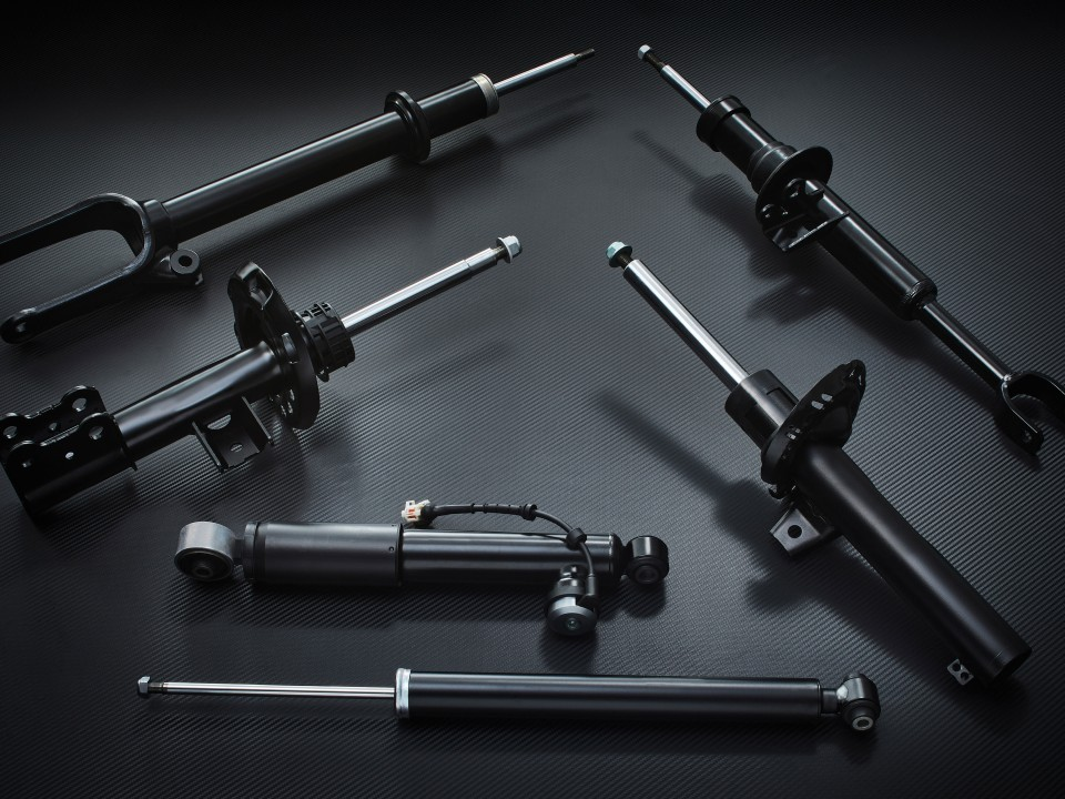Modular Suspension Struts and Shock Absorbers - SACHS