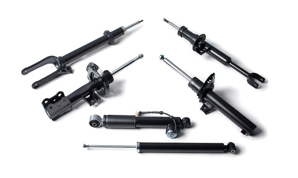 Shock Absorbers for Passenger Cars - SACHS