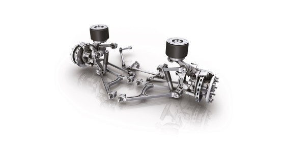 New and replacement axles