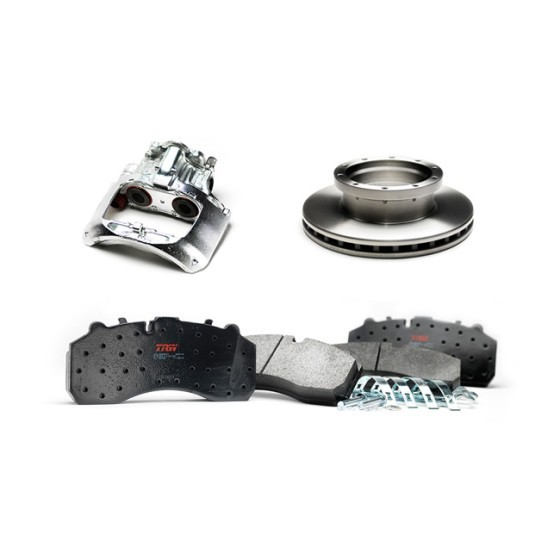 ZF Aftermarket brakes, Air Disc Brake System