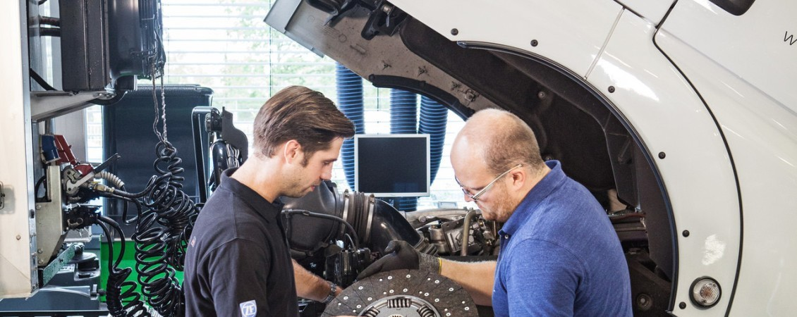 ZF Aftermarket – service for bus and truck workshops