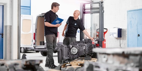 Truck and bus repair – rapid retrofit and installation