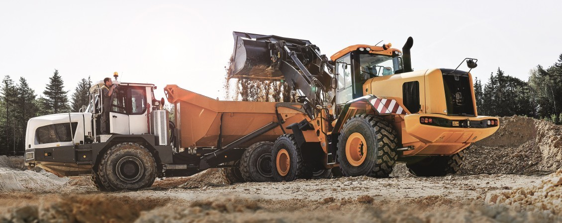 Spare Parts for Construction Vehicles - ZF Aftermarket