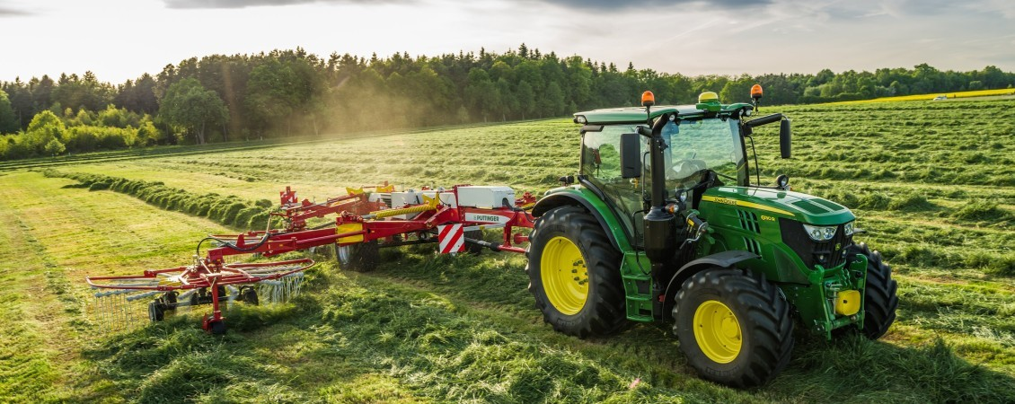 Transmissions for agricultural vehicles