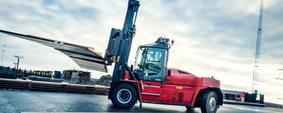Units for forklifts and electric drives