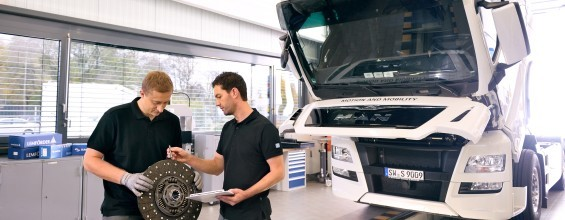 Transmissions for Trucks and Buses - ZF Aftermarket