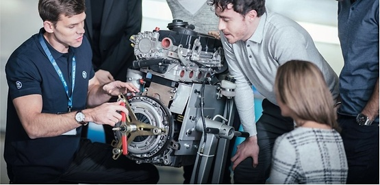 Trainings von ZF Aftermarket