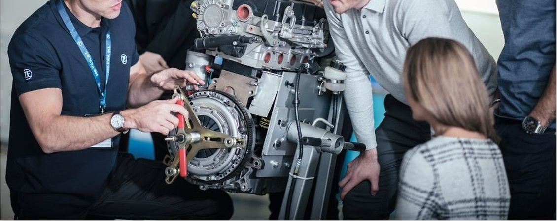 ZF Aftermarket training programs and courses