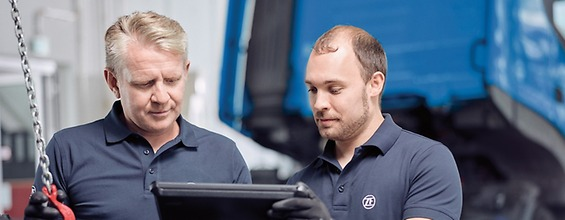 Technical Information - ZF Aftermarket
